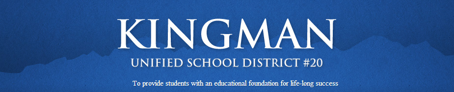 Kingman Unified School District 20